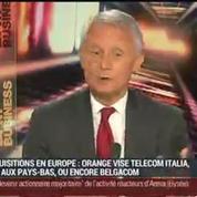 Gervais Pellissier, directeur général délégué d'Orange, en charge des opérations en Europe (3/3) –