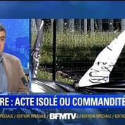 Attentat en Isère: la décapitation, une signature, une manière de marquer les esprits