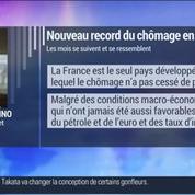 Marc Fiorentino: Chômage: encore des chiffres records en France –