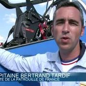 Patrouille de France: BFMTV a assisté aux répétitions du 14 juillet