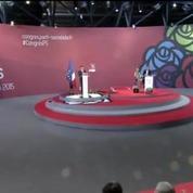 Valls au congrès du PS: Nous étions Tous Charlie le 11 janvier!