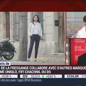 Le Paris de Fabrice Boé, Inès de La Fressange