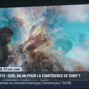 Le Lab 01net.com évalue la keynote de Sony à l'E3 2015