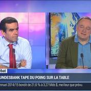 Nicolas Doze VS Jean-Marc Daniel: La dette grecque commence à diviser les principales autorités de la zone euro - 26/06