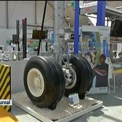 Salon du Bourget : l'industrie aéronautique manque de bras