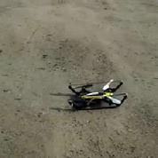 Découvrez le premier drone tout-terrain