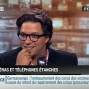 La chronique de Frédéric Simottel: Les derniers modèles de caméras et téléphones étanches