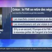 Marc Fiorentino: Le dossier grec tient les marchés en haleine