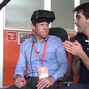 Des casques de réalité virtuelle pour former les personnels de bord