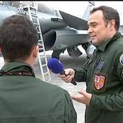 Opération Rafale: visite guidée de l'appareil avant le décollage
