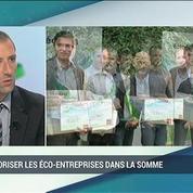 Comment favoriser les éco-entreprises dans la Somme ?: Gilles de Poncins et Loïc Soupault (3/5) – 28/06
