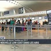 Une nouvelle low-cost dans les airs