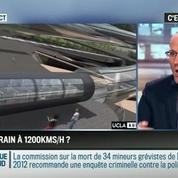 La chronique d'Anthony Morel: Hyperloop: le TGV du futur filant à 1 200 km/h - 26/06