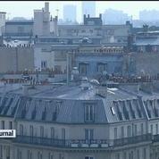 Un jardin sur le toit ?