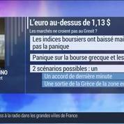 Marc Fiorentino: L'euro résiste malgré la crise grecque –
