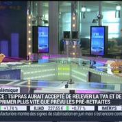 Nicolas Doze: Les concessions de la Grèce pourront-elles enfin aboutir à un accord?