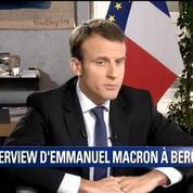 49.3: Le débat perpétuel est le symptôme d'une volonté de ne pas avancer, dit Macron
