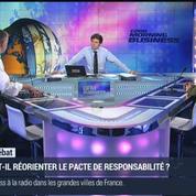 Nicolas Doze: Le pacte de responsabilité doit-il être réorienté ?