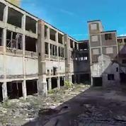 Quand Detroit prend des airs de ville fantôme