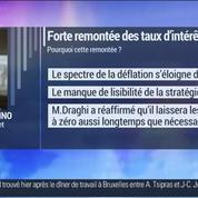 Marc Fiorentino: Quid de la hausse des taux d'intérêt obligaitaires ?