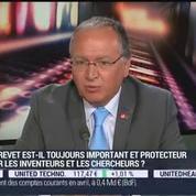 Benoît Battistelli, président de l'Office européen des brevets (1/3)