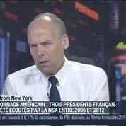 Live from New York: Pour les Etats-Unis, le scandale des écoutes des présidents français est une affaire ancienne - 24/06