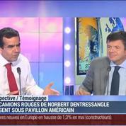 XPO Logistics a acquis Norbert Dentressangle: Hervé Montjotin
