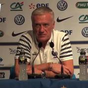 Les joueurs ne sont pas en vacances Didier Deschamps
