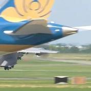 Salon du Bourget: découvrez au plus près le décollage de l'A400M