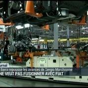 Comment Fiat veut forcer la main à General Motors