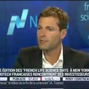 Je suis très optimiste quant à l'arrivée de nouveaux investisseurs sur les biotechs françaises: Pierre-Olivier Goineau –
