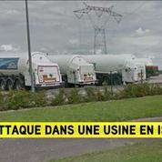 Attaque dans une usine en Isère: la piste terroriste se précise