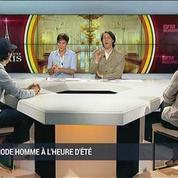 Quand la mode masculine se met à l'heure d'été: Patricia Romatet, Maroussia Rebecq, Benoist Husson et Garance Broca (2/5)