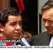 Jonathan Delay : «Ma vie ne s'arrête pas»