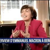 Prélèvement à la source: vous paierez vos impôts en 2017, rassurez-vous, dit Macron