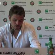 Wawrinka : Djokovic était frusté, il subissait. C'est un sentiment énorme