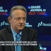 Hausse des taux aux Etats-Unis: La Fed est-elle moins optimiste pour 2015 ?: Gregori Volokhine (1/4) –