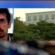 NSA: que cachent les bâches de l'ambassade américaines à Paris?