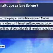 Canal+ : que va faire Bolloré ?