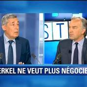 Crise grecque: Dans tous les cas, l'Europe paiera, indique Guaino