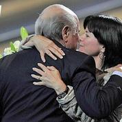 Je suis soulagée... Il est libre Corinne Blatter