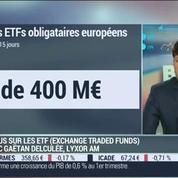 Les inquiétudes des investisseurs se traduisent par des investissements sur les ETF: Gaëtan Delculée – 24/06
