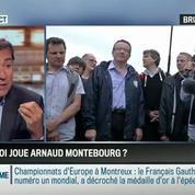Brunet & Neumann: A quoi joue Arnaud Montebourg ?