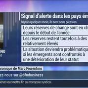 Marc Fiorentino: Les pays émergents sont sous pression - 25/06