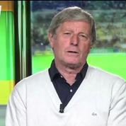Blatter sent que le danger se rapproche Jean-Michel larqué