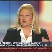 Bruno Retailleau, président du groupe Les Républicains au Sénat (3/3) – 30/06