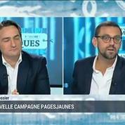 Focus sur la nouvelle campagne publicitaire de PagesJaunes: Julien Ampollini, Olivier Vigneaux, Frank Tapiro et Valéry Pothain(2/3)