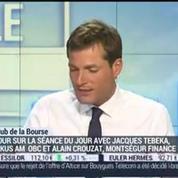 Le Club de la Bourse: Jacques Tebeka, Alain Crouzat et Jérôme Vinerier – 24/06