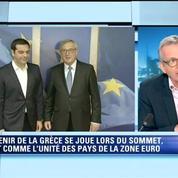 Dette grecque: On a essayé de faire capituler Tsipras, regrette Pierre Laurent