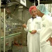 Les gourdes de compote se vendent comme des petits pains aux Etats-Unis